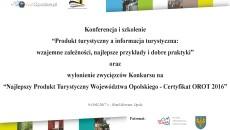 Plakat Konferencja i szkolenie