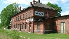 murów dworzec