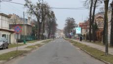 Ulica Dworcowa Wołczyn
