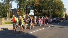 pielgrzymka marsz