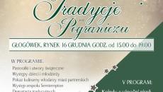 głogówek - plakat świąteczny