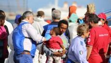 Uchodźcy-Lampedusa