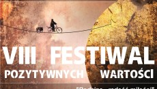 Oficjalny Plakat VIII Festiwalu Pozytywnych Wartości w Bieńkowicach