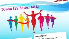biegi przełajowe 2018 - plakat