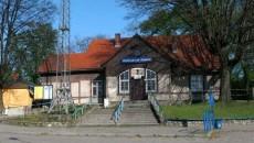 dworzec w glucholazach