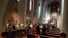 Katedra filary remont Opole