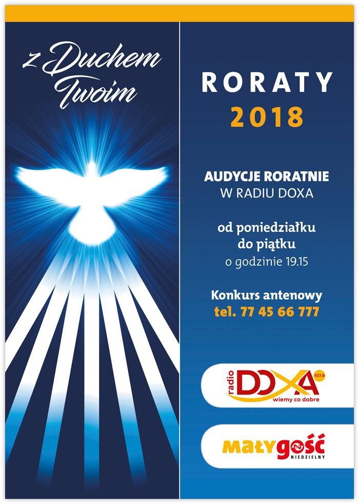 Roraty 2018 DOXA---roraty---plakat-2018