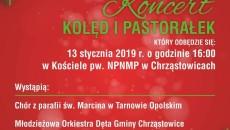 Koncert w Chrząstowicach