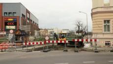 Brzeg_ulica Chrobrego_remont