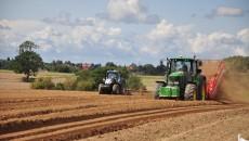 traktor rolnictwo