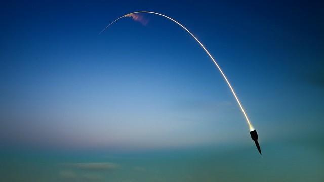 0810_korea północna rakieta pocisk