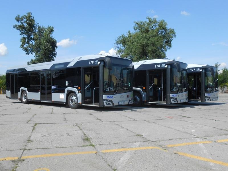 Kędzierzyn_nowe autobusy
