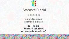 powiat oleski_historia lokalna