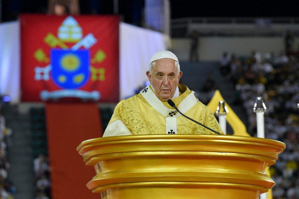 papież bangkok