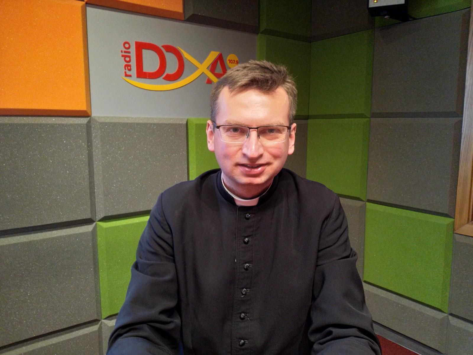 ks. Mariusz Drygier