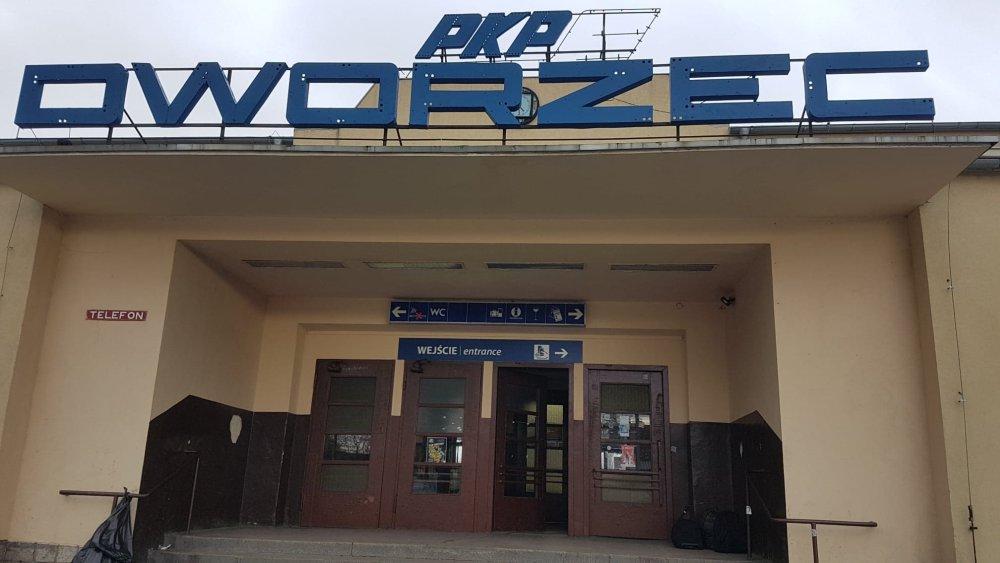 dworzec pkp nysa