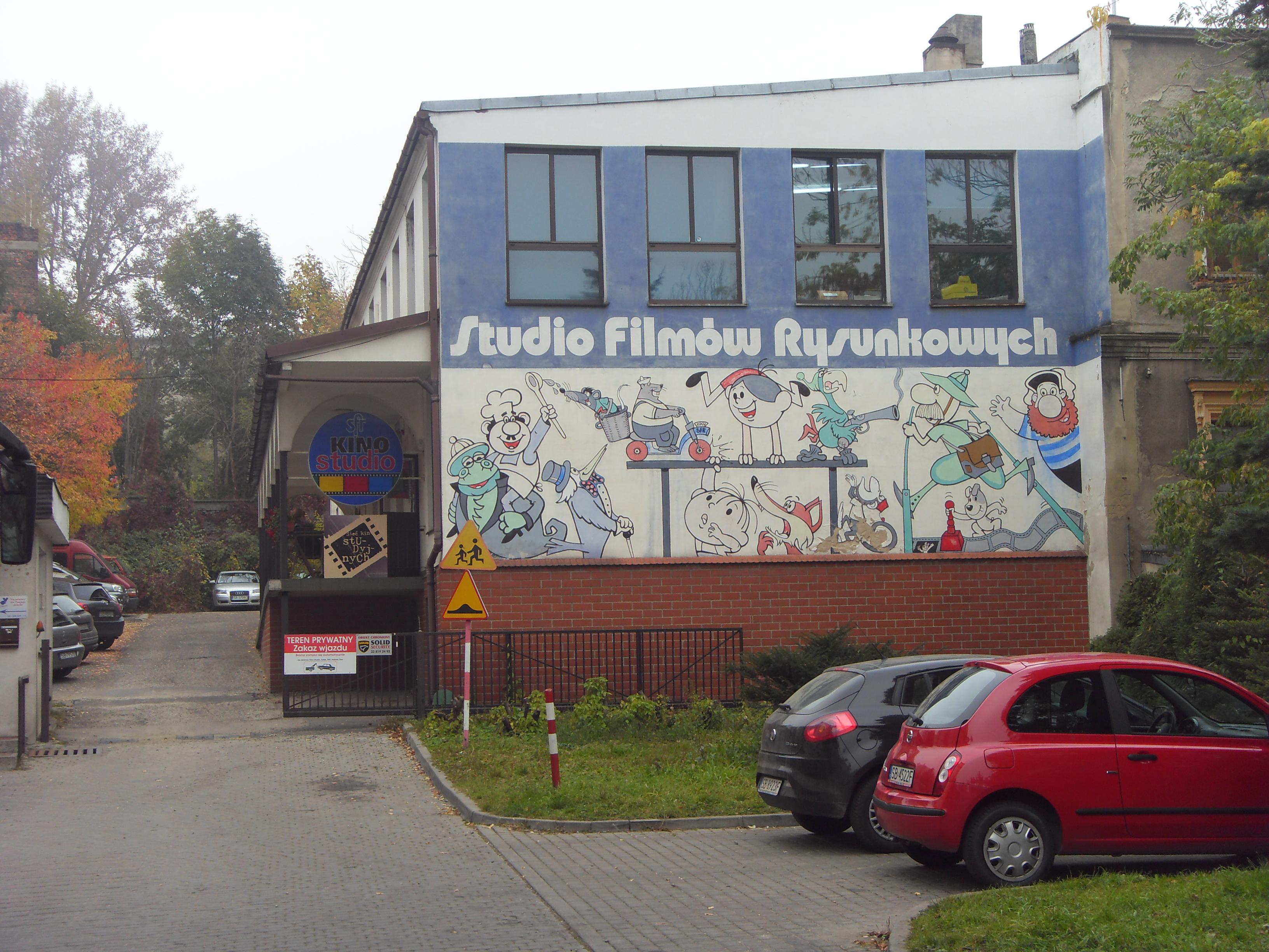 Studio_Filmów_Rysunkowych_Bielsko_Biała