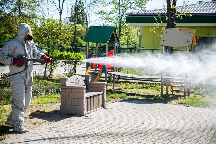 place zabaw w pandemii