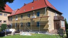 Olesno_szkoła Borki Wielkie_ termomodernizacja