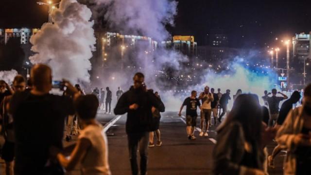 białuroś protesty fot. ekai.pl