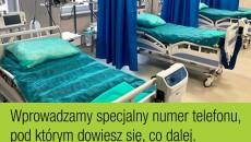 kędzierzyn szpital infolinia
